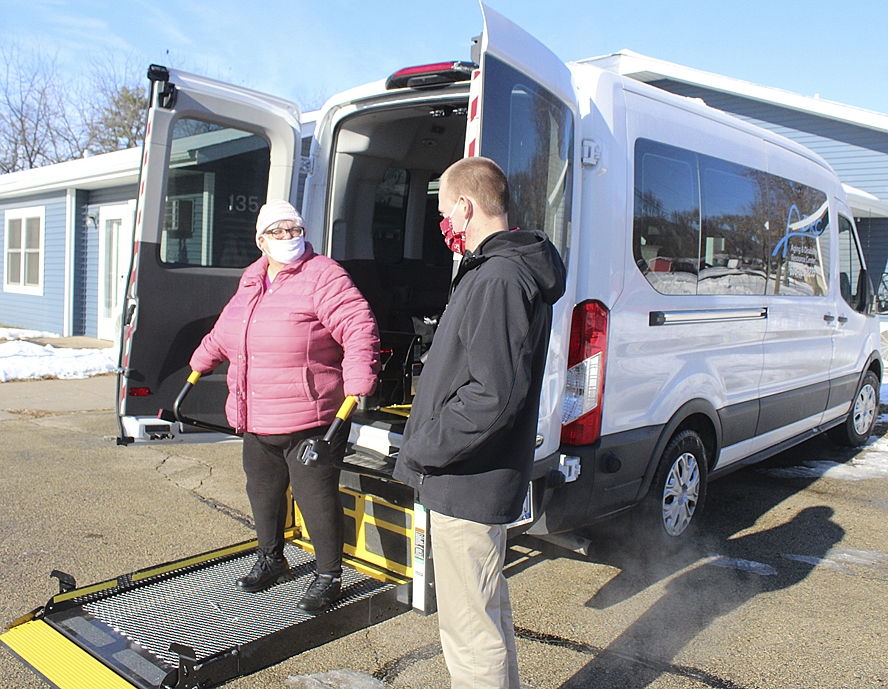 By Correne Martin The Crawford County Aging and Disability Resource Center provides affordable transportation to appointments, meal sites, shopping and social activities. Its Taxi Subsidy Program is for those age 60 and older and adults with disabilities. Rides are typically offered...