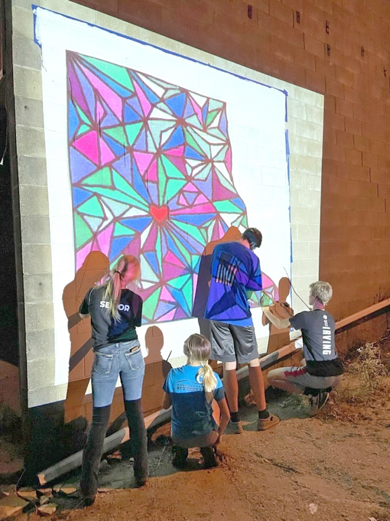 By Willis Patenaude, Times-RegisterAn Art in the Alley project has received new life after being shelved during the COVID-19 pandemic. The project, done in collaboration between Main Street Elkader (MSE) and Central's Clayton County BEST program, is a mural that was designed by 2020...