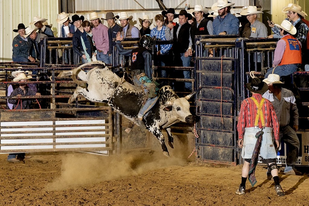 """By Correne MartinTwenty-one year old Kolten Achenbach, of rural Prairie du Chien, placed ninth in the June College National Rodeo Finals bull riding competition in Casper, Wyo.This was his third time qualifying but the first making it to the championship round.""""It was..."""