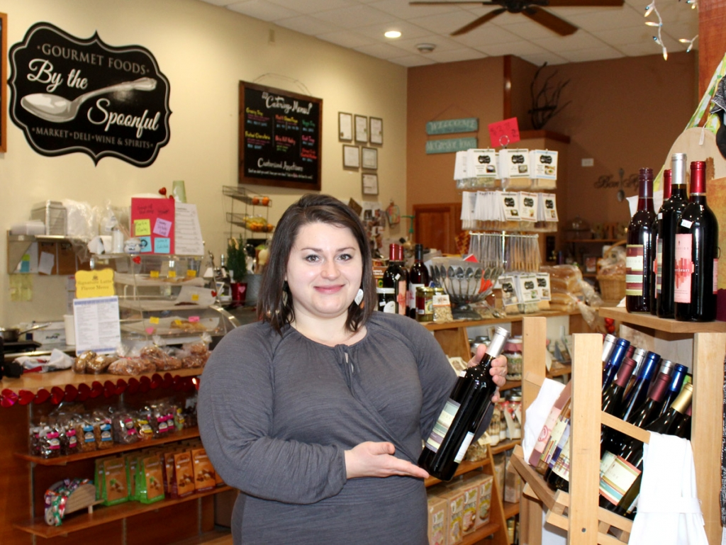 """This is one in a series of articles highlighting the latest generation of innovators making a difference in ourcommunities.Shop owner is a voice for other small business owners and all the area has to offerBy Audrey Posten, Times-Register""""I was the..."""