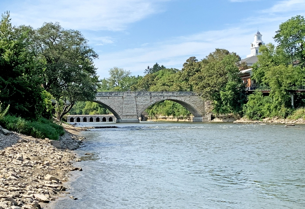 By Willis Patenaude, Times-RegisterIn a surprising development, Elkader's Keystone Bridge rehab project will likely be delayed, as the one bid received for the project was rejected by the Iowa DOT.According to Elkader City Administrator Jennifer Cowsert, the decision...